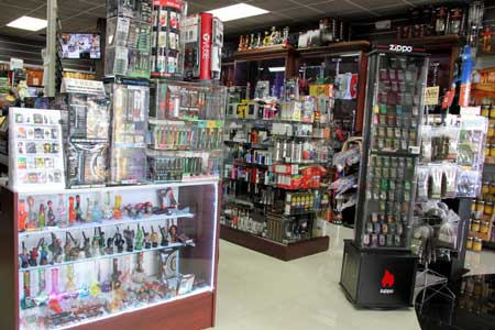 Electronic cigarette shops near me : 4 camera security