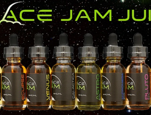 Space Jam Vape Juice Flavors