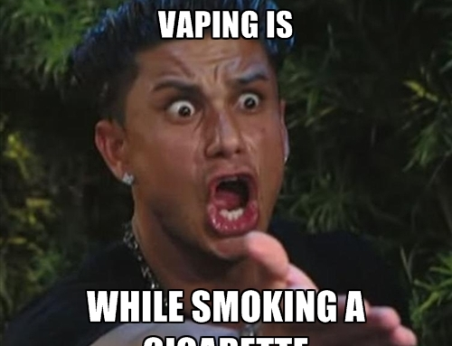 Is Vaping Better Than Smoking Cigarettes?