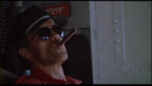 Predator (1987) cigar scene