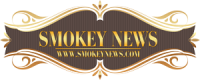 Smokey News Sticky Logo