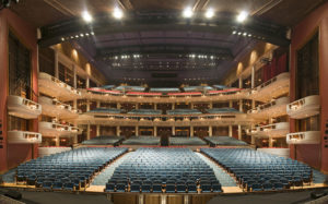Fort Lauderdale broward center for the performing arts
