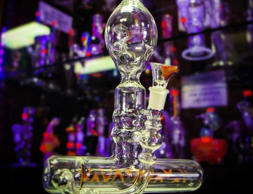 Glass Pipes Continue to Enhance the Experience
