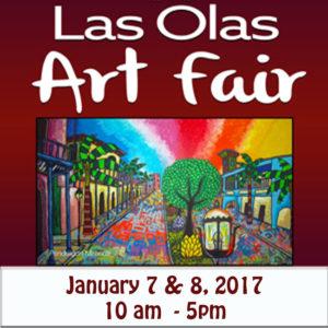 Annual Las Olas Art Fair I