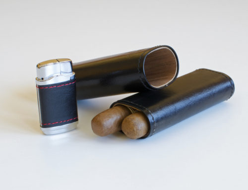 A Guide to Cigar Cases and Tubes: Metal, Leather, Wood or Carbon?