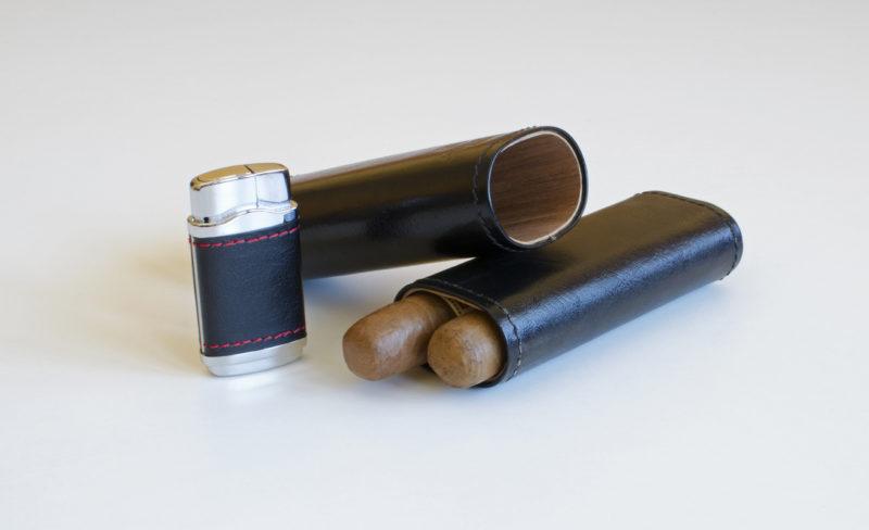 Image of cigar case